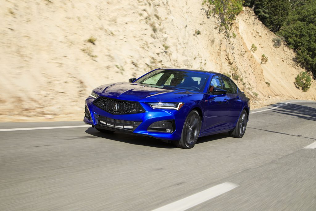 Consumer Reports: Avoid the 2021 Acura TLX, Buy the 2021 Audi A4