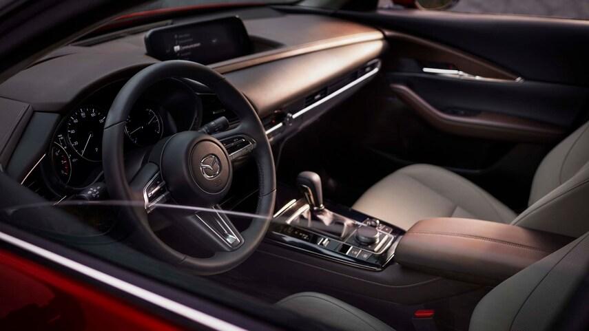 2021 Mazda CX-30 Premium Plus interior