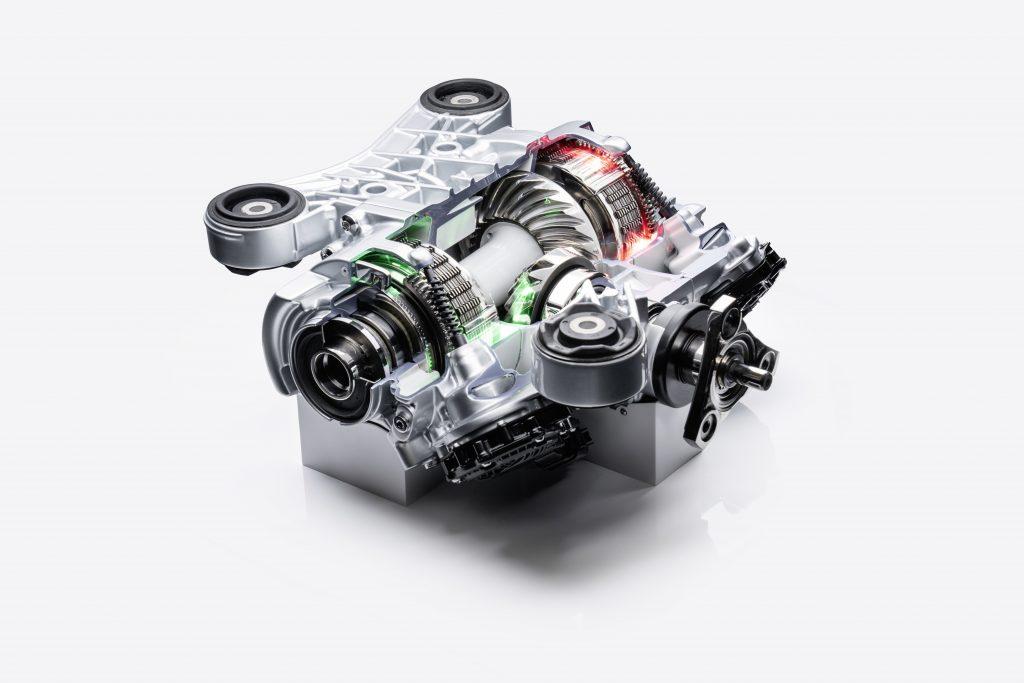 2022 Audi RS 3 Torque Splitter