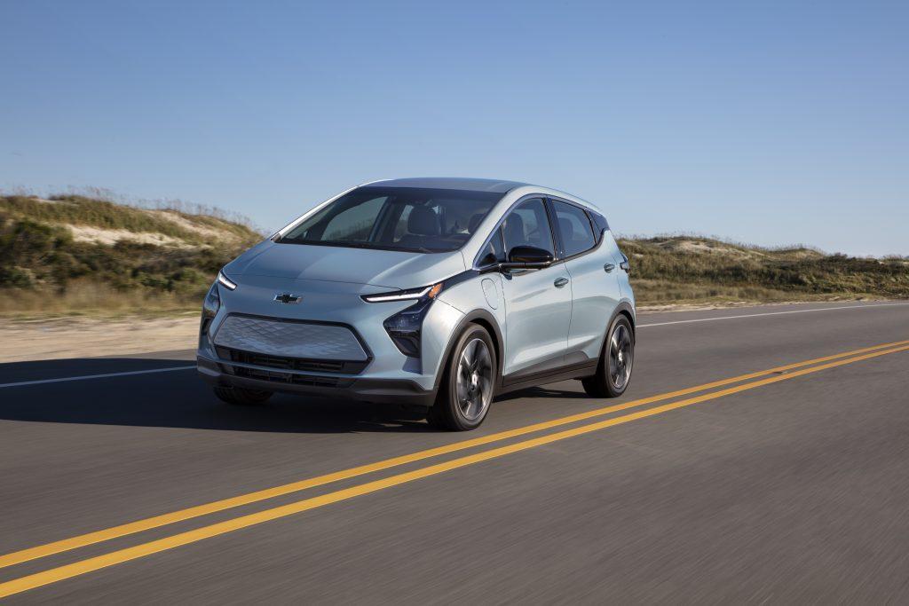 2022 Chevrolet Bolt EV Electric Car