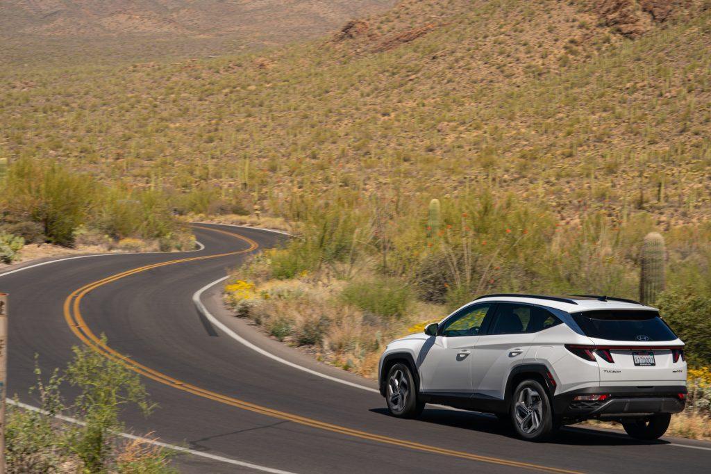 2022 Hyundai Tucson Hybrid | Hyundai