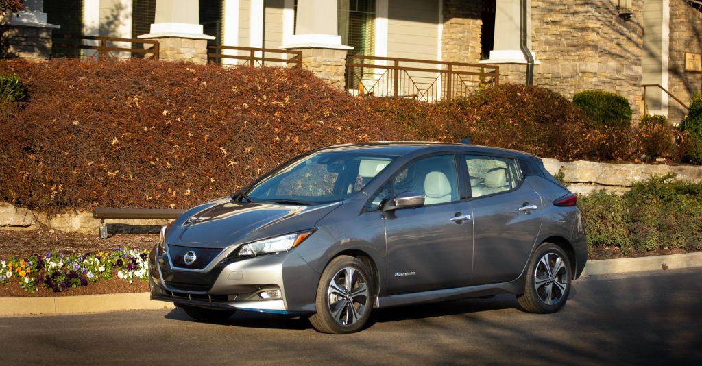 2022 Nissan Leaf S Cheap Electric Car