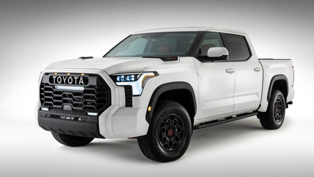 The 2022 Toyota Tundra TRD Pro may be a cost-effective Ford Raptor killer