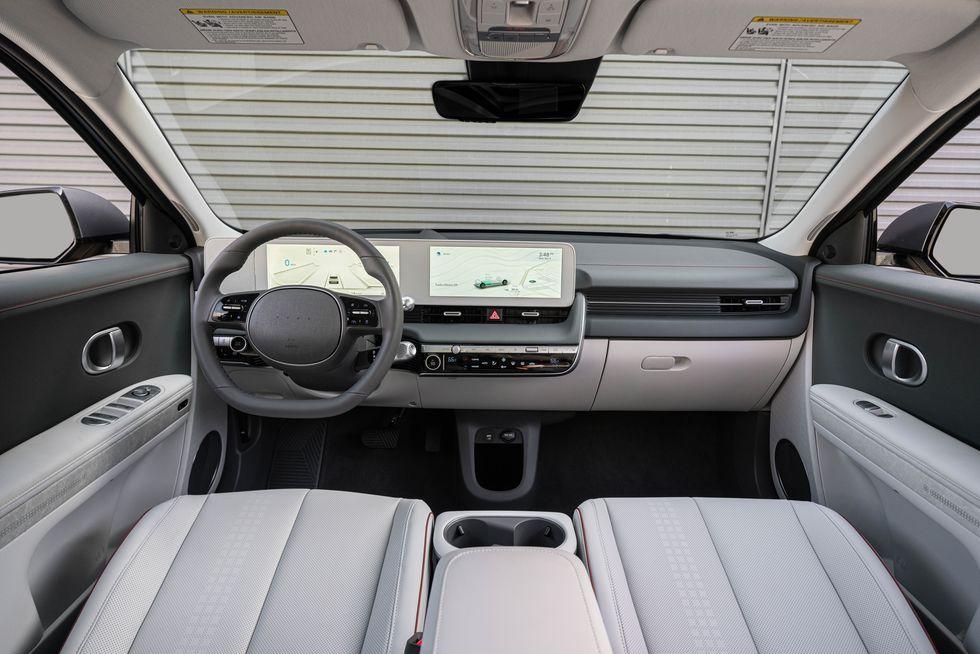 2022 Hyundai Ioniq 5 interior