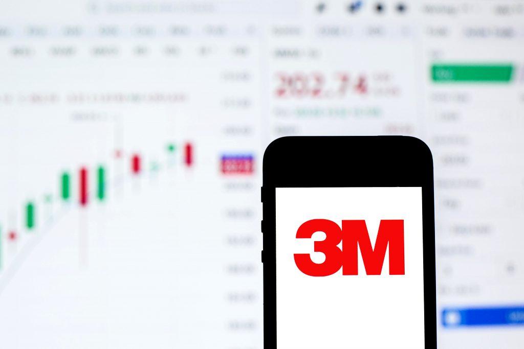 3M Logo and Investing Stocks
