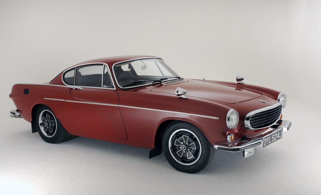 1970 Volvo 1800E Antique Car