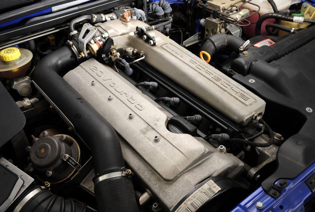 1995 Audi RS2 ADU Engine