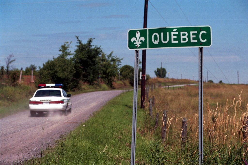 U.S. Border Agents Rely On Technology to keep tabs on the Canadian border