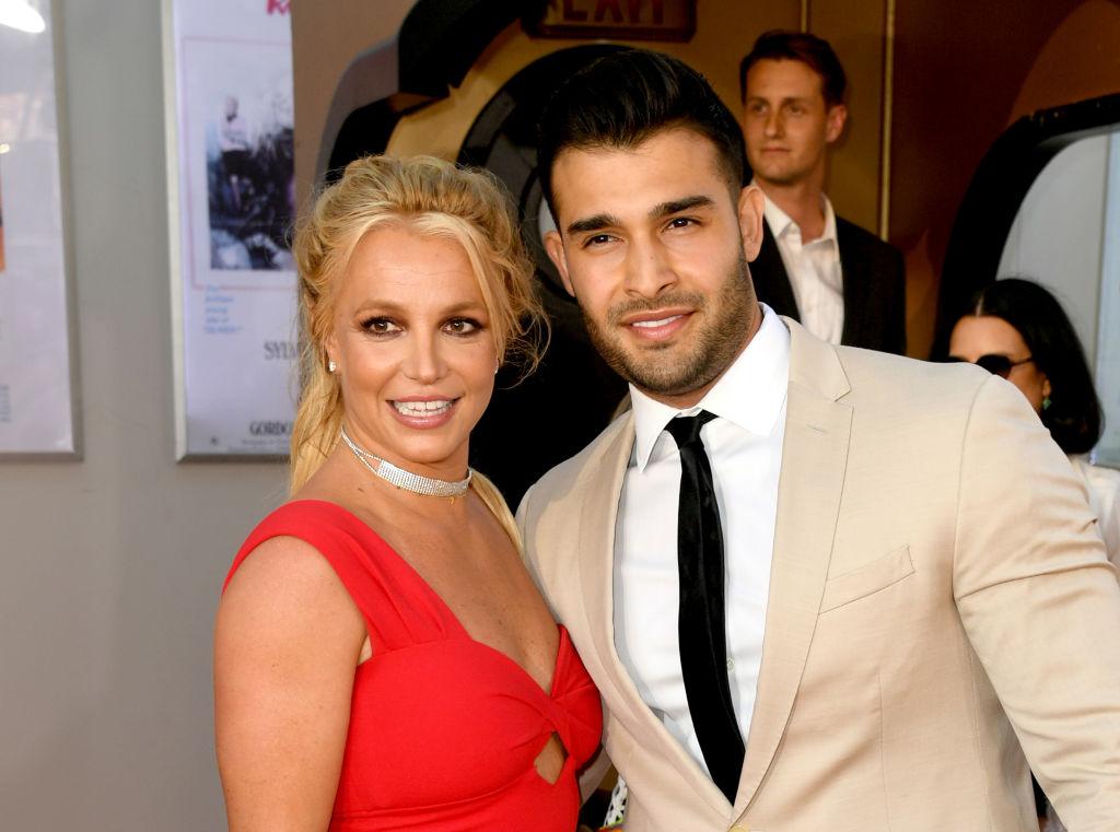 Britney and Sam