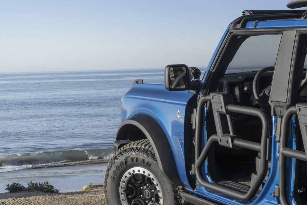 Ford Bronco Riptide Concept Off-roader