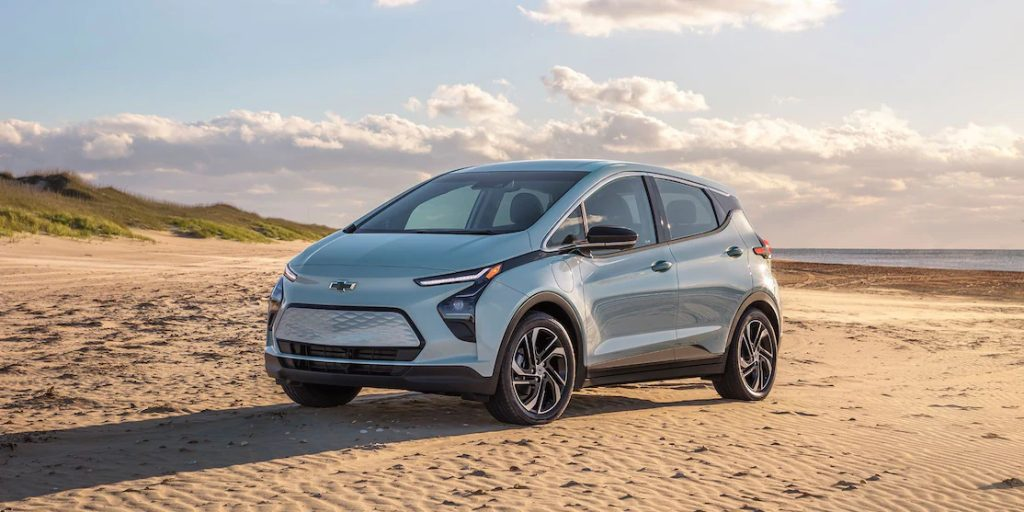 The 2022 Chevrolet Bolt EV is one of the best electric cars and SUVs you can buy