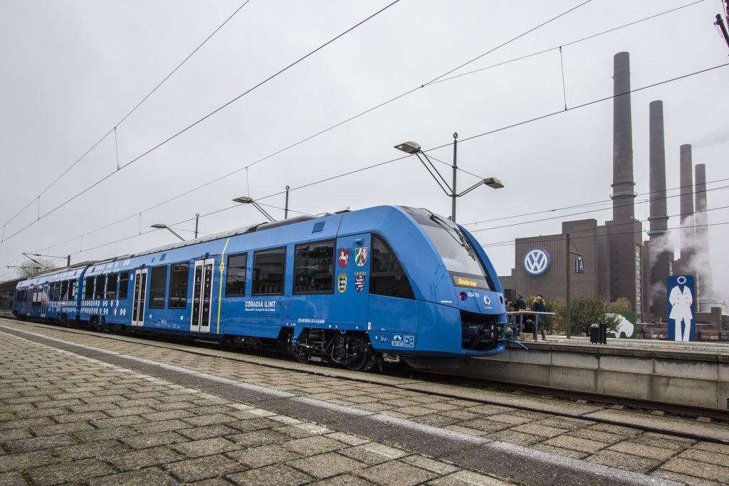 Coradia iLint Hydrogen Powered Train