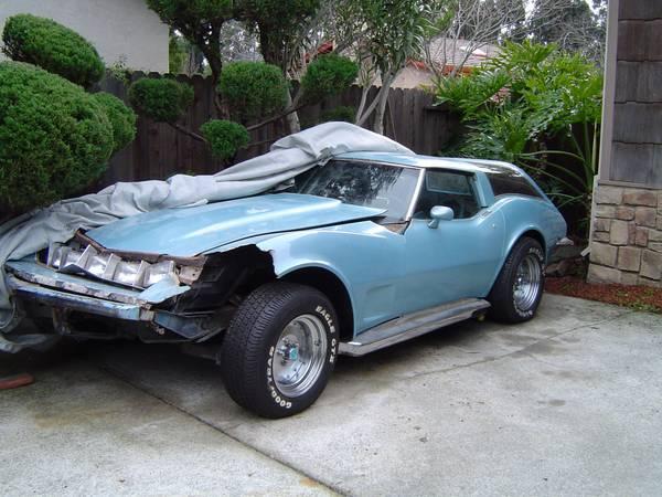 Chevy Corvette Wagon Craigslist Ad