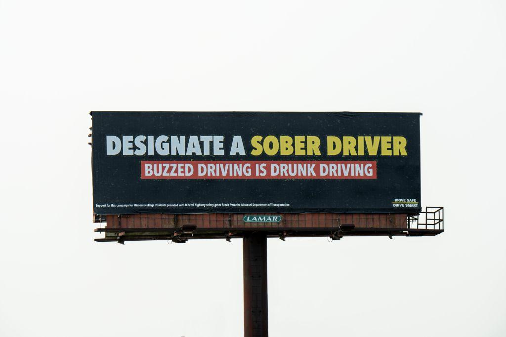 drunk driving billboard