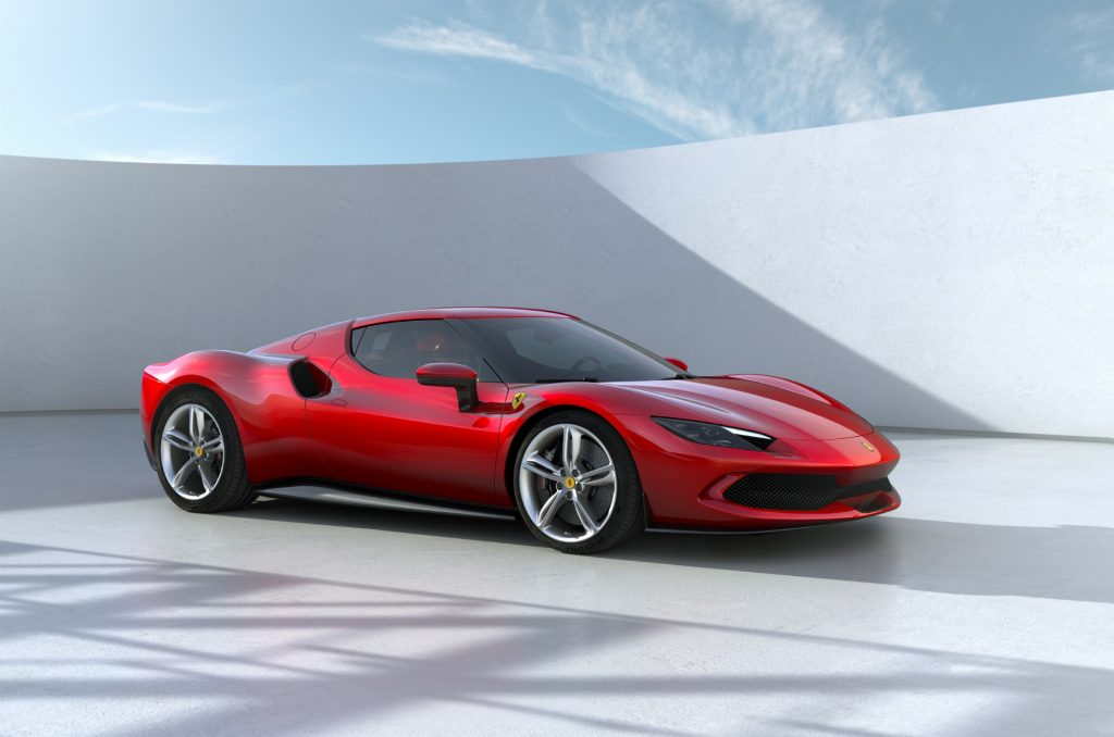 Ferrari Fortnite: The new Ferrari 296 GTB