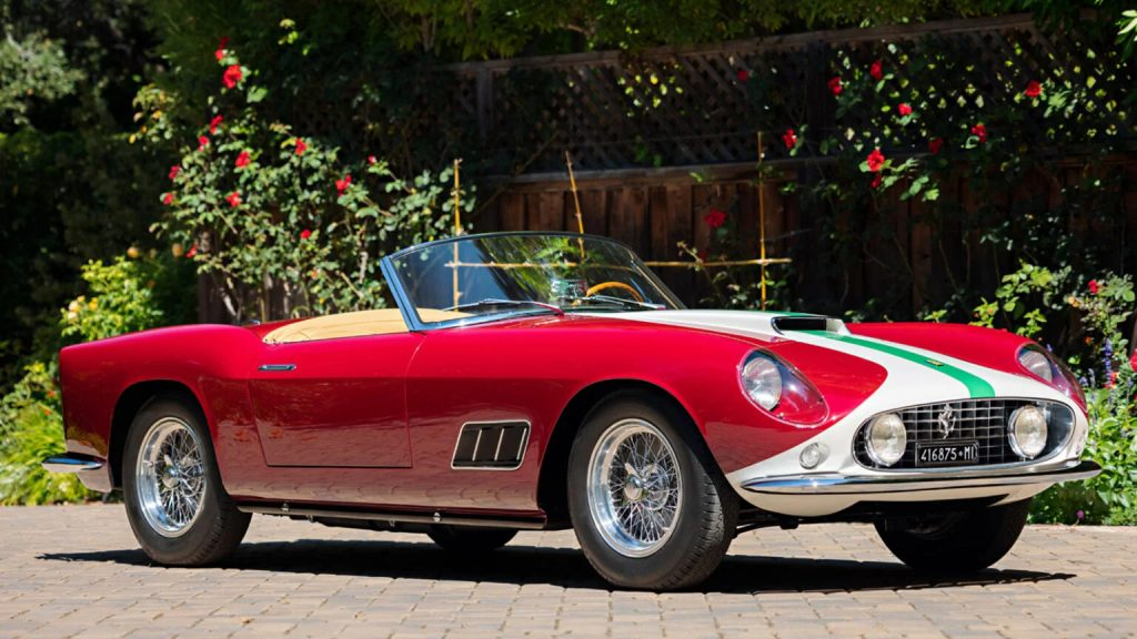 10 Most Expensive Luxury Cars Sold at Monterey Car Week