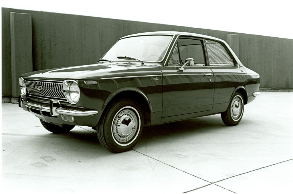 First Generation Toyota Corolla Photo