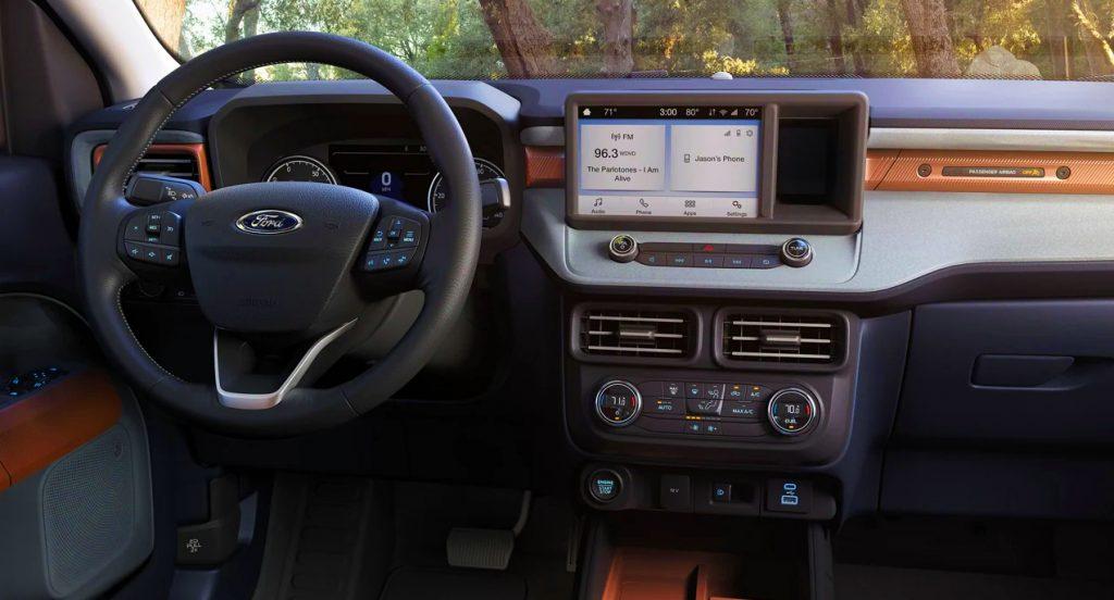 The Ford Maverick is innovative but its interior is surprisingly uninspired. The Maverick could use a major style update.