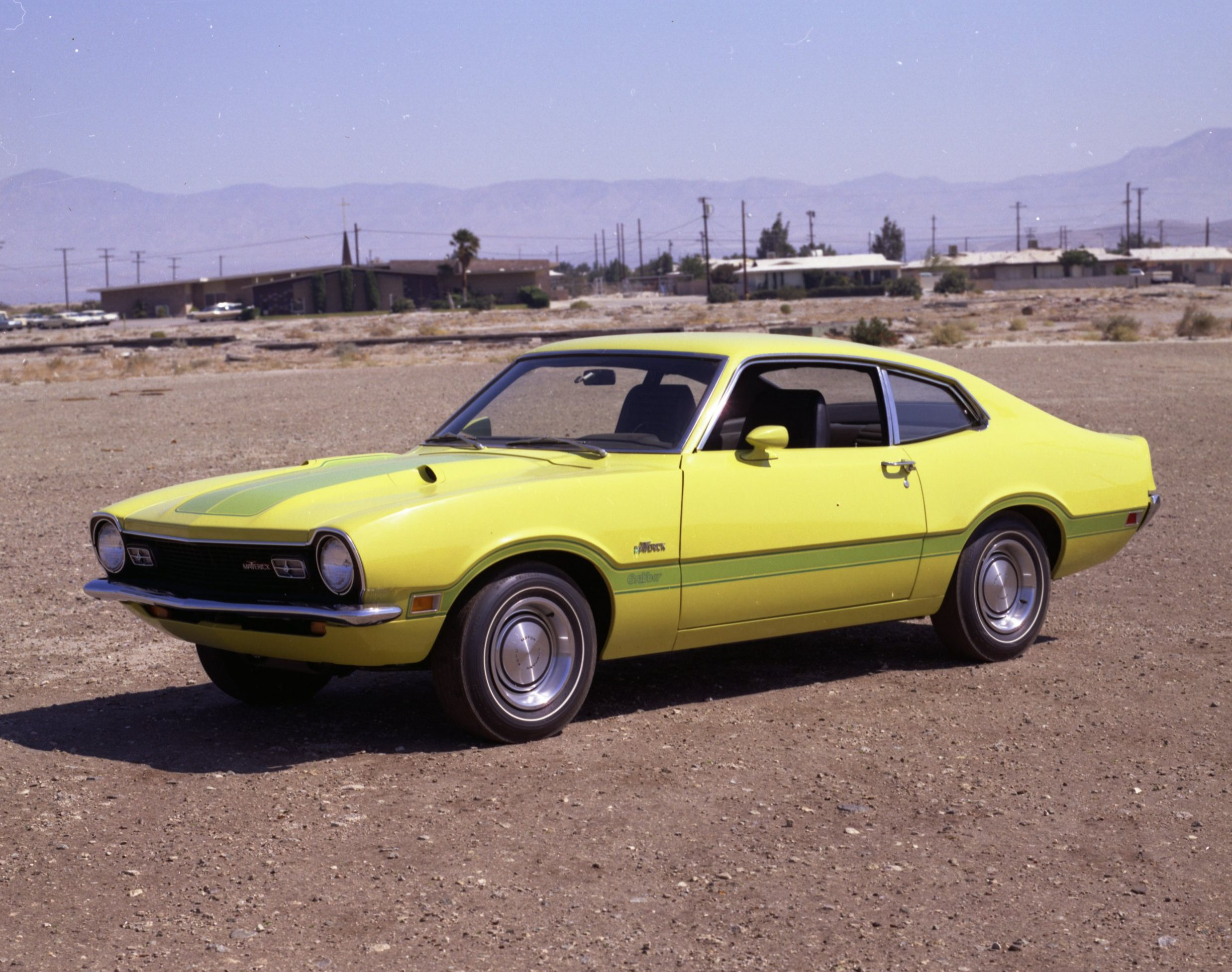 1972 Maverick