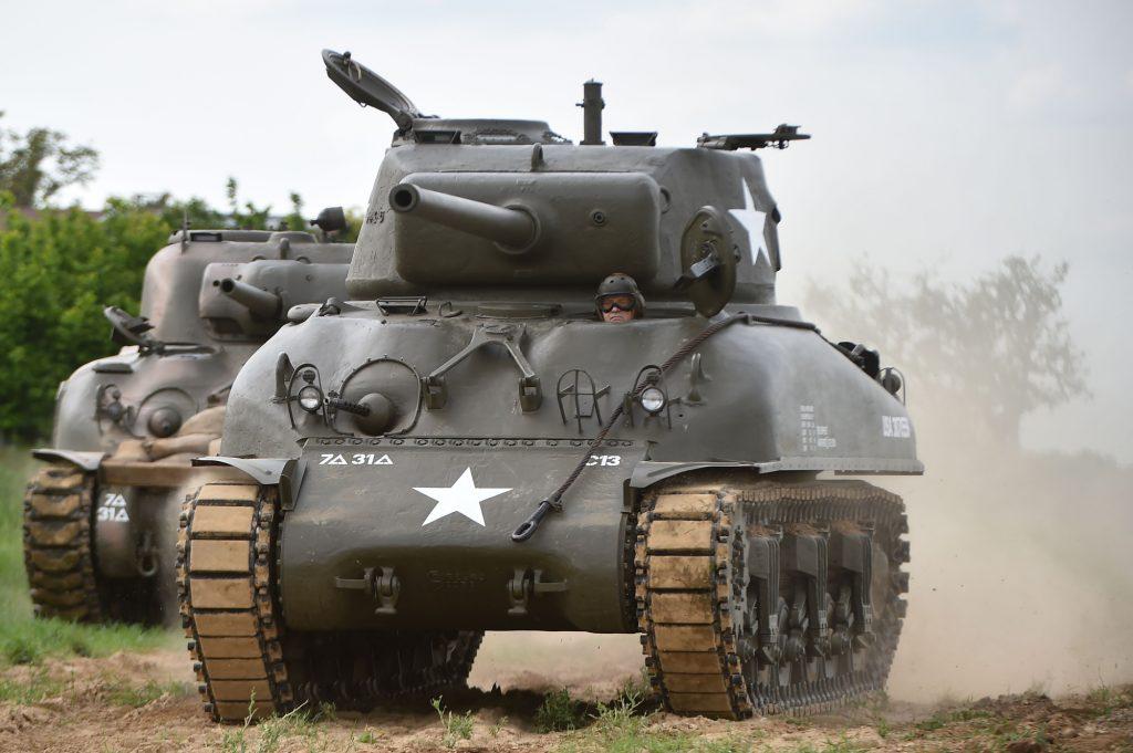 American Trucks and SUVs are now bigger than World War II Tanks