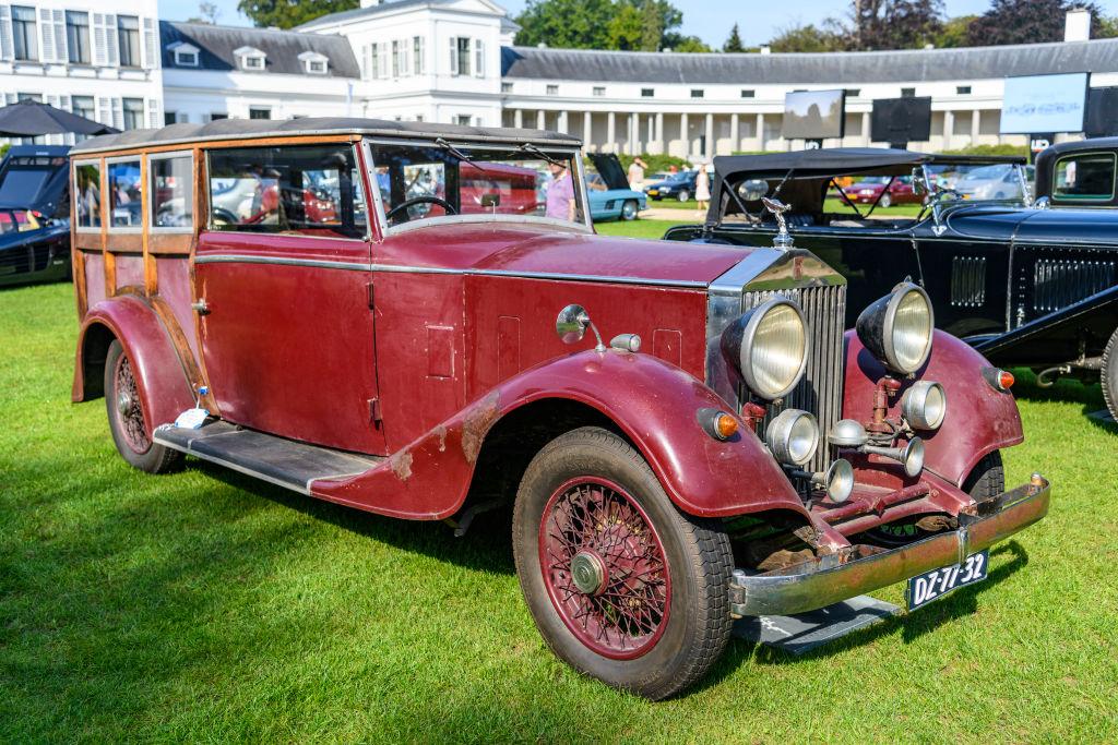 Rolls Royce Shooting Brake