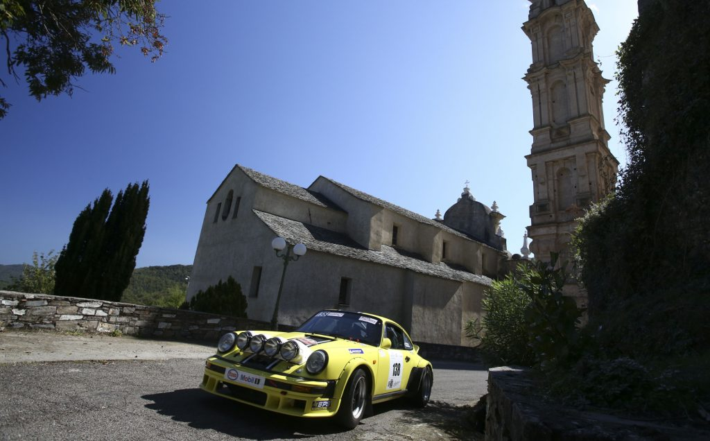 Is the Porsche 911 the perfect Rally Car?