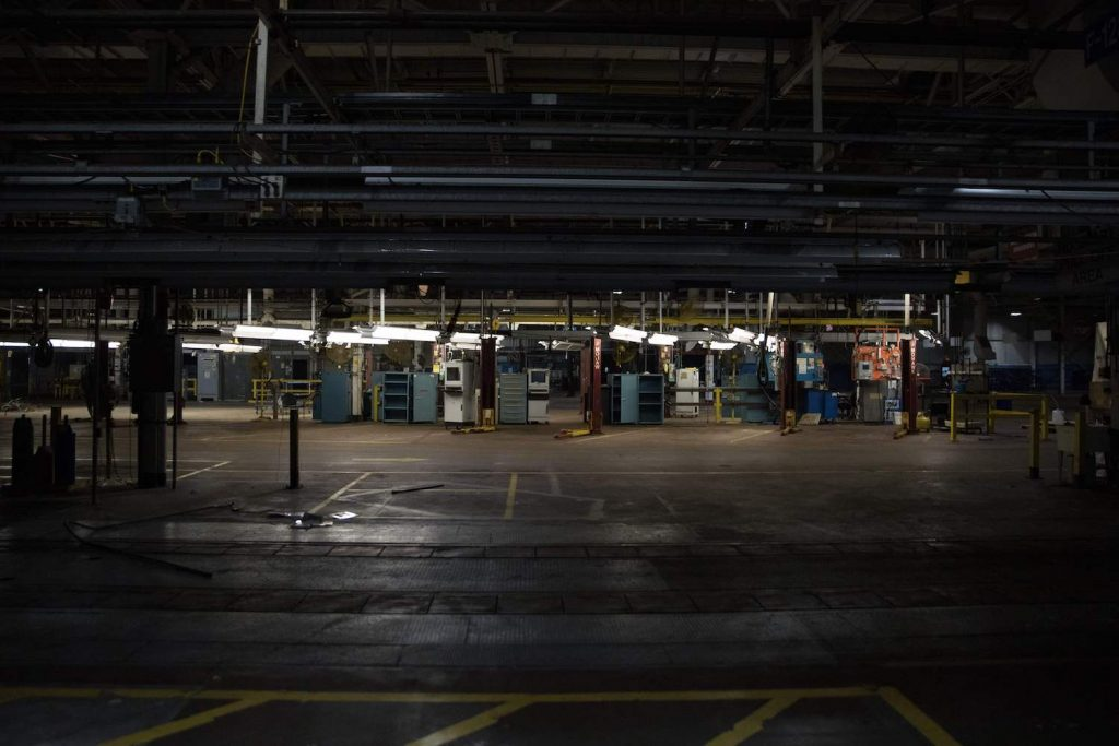 The interior of Lordstown Motors where GM once operated in Lordstown, Ohio, on October 15, 2020. The old GM factory has been acquired by Lordstown Motors, an electric truck startup that wants to build a full-size pickup called Endurance. - Workers at the General Motors factory in Lordstown, Ohio, listened when US President Donald Trump said companies would soon be booming. But two years after that 2017 speech, the plant closed. GM's shuttering of the factory was a blow to the Mahoning Valley region of the swing state crucial to the November 3 presidential election, which has dealt with a declining manufacturing industry for decades and, like all parts of the US, is now menaced by the coronavirus. (Photo by MEGAN JELINGER / AFP) (Photo by MEGAN JELINGER/AFP via Getty Images) Can Daniel Ninivaggi, Lordstown CEO Save The Company?