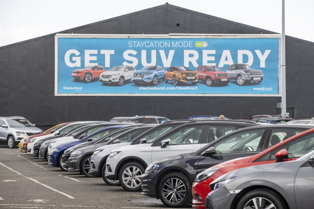 Consumer Reports Says You Should Consider Buying Your Leased Used Car