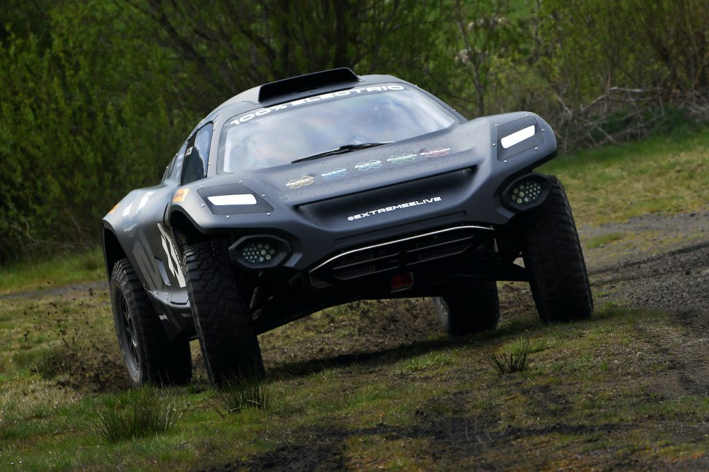 Electric 4x4 Offroad