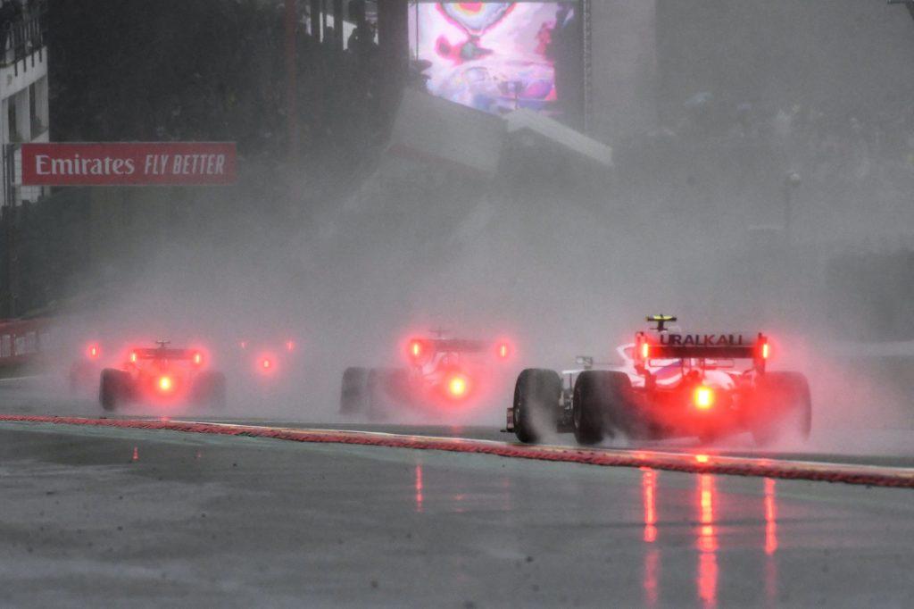 F1: Do Formula 1 Cars Drive in the Rain?
