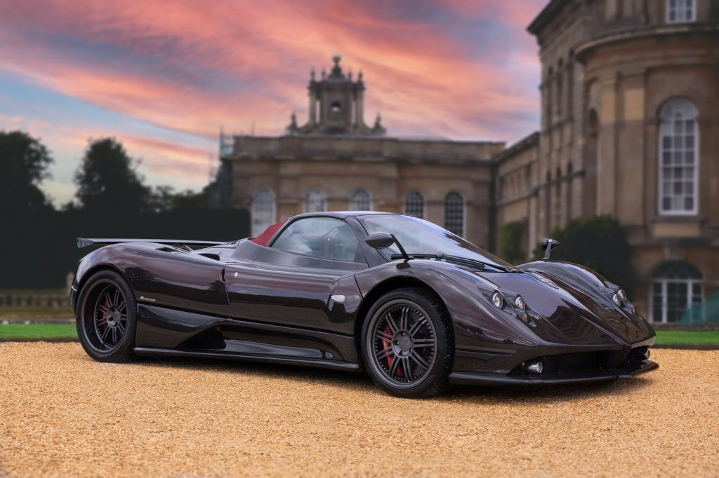 Lewis Hamilton Was Caught cheating on EVs in His Pagani Zonda This Week