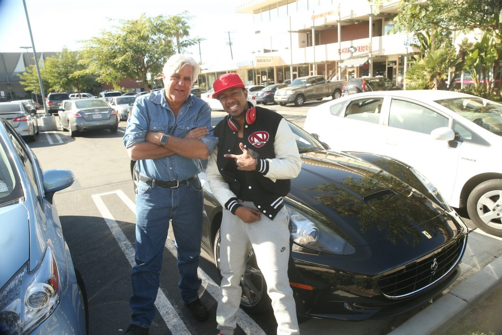 Jay Leno hangs with Nick Cannon and his Ferrari on his show, so why doesn't Jay Leno own a single Ferrari?