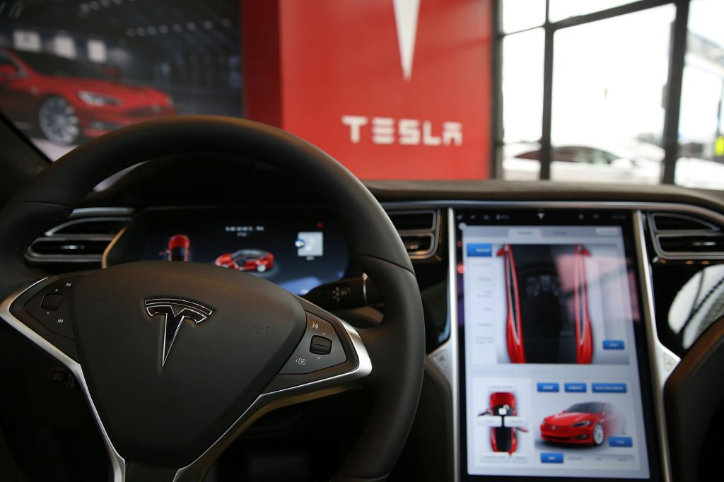 Tesla Autopilot in the Tesla 2020 Impact Report