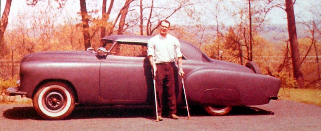 Harry Bradley's Chevy La Jolla Custom Bel Air