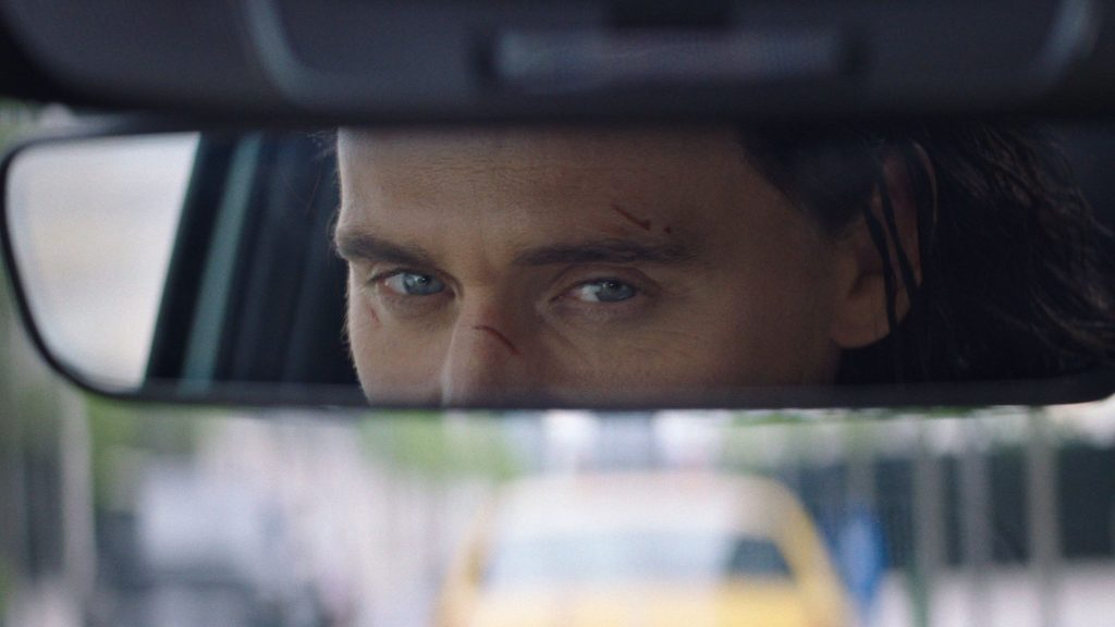 A Marvel Studios commercial campaign for the 2022 Hyundai Tucson featuring Tom Hiddleston of 'Loki'