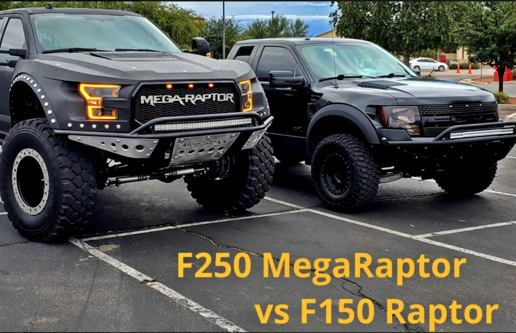 Ford F-250 Super Duty MegaRaptor by MegaRexx