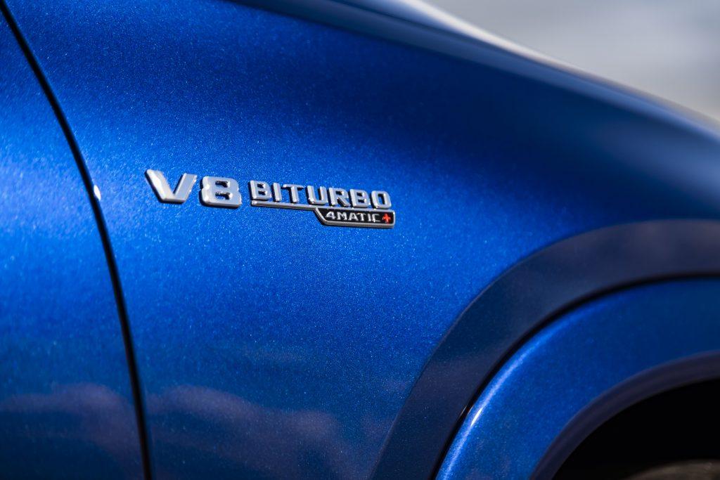 Mercedes-AMG V8 BiTurbo Badge