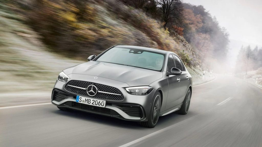 Consumer Reports: Best New Cars, the Mercedes-Benz C-Class