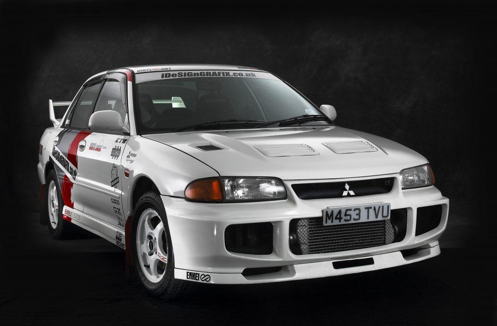 1995 Mitsubishi Lancer Evo III