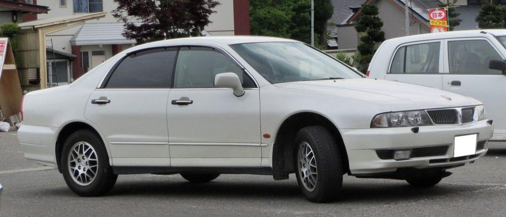 1995 Mitsubishi Diamante With Adaptive Cruise Control