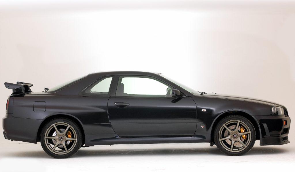 Nissan Skyline R34, Nissan Skyline GTR-34