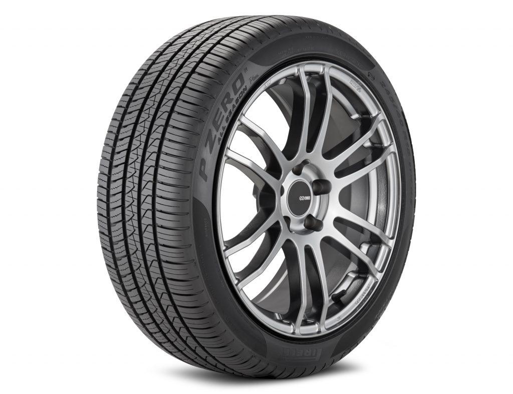 The Pirelli P Zero All Season Plus Tire