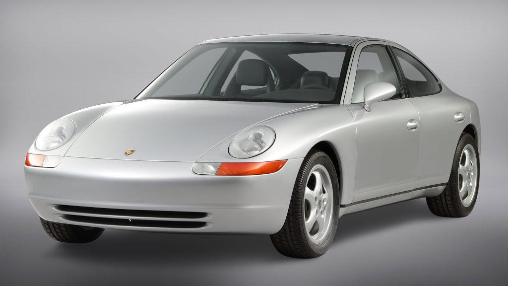 The Four-Door Porsche 989