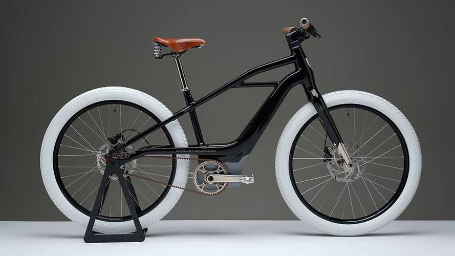 Harley-Davidson Series 1 E-bike concept | HD