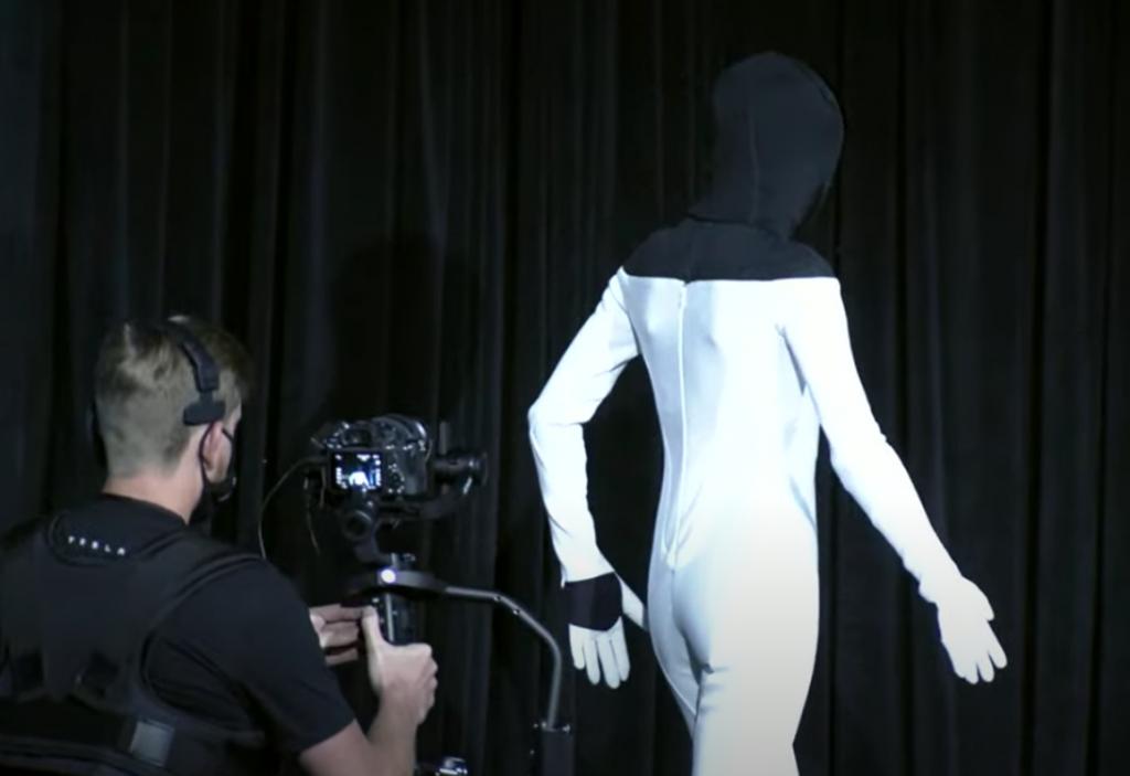 Tesla Humanoid Robot