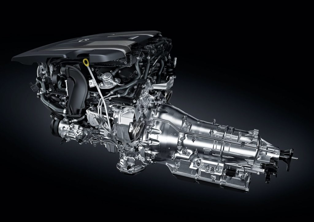 The Lexus LS 500s 3.4-Liter Engine it will share with the 2022 Lexus LX
