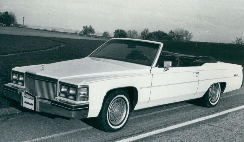 1980 Cadillac Le Cabriolet