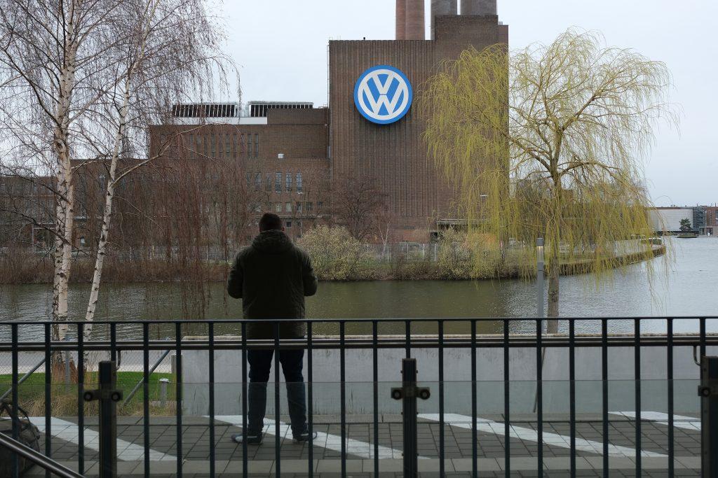 Volkswagen Manufacturing Plant