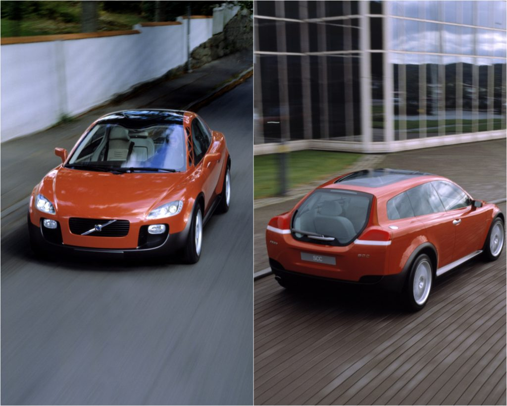 Volvo SCC Safety Car Concept