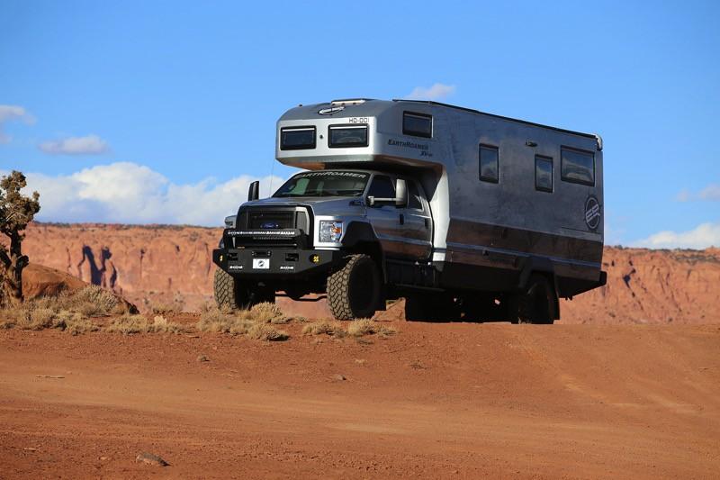 EarthRoamer HD Camper Truck